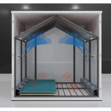 Комната соляного тумана WALK-IN | DRIVE-IN