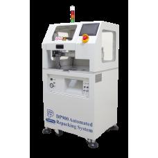 Автоматизированная система переупаковки SMD компонентов DP900