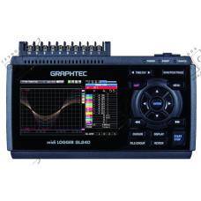 Портативный, универсальный, 10-канальный измеритель-регистратор параметров GL240