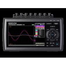 Высокоскоростной 8-канальный универсальный регистратор данных GL980