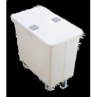Бак для соляного раствора 160 л с воздушным перемешиванием(ACC96) и датчиком низкого уровня(ACC70)